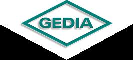 Логотип GEDIA Poland